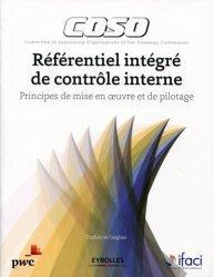 Référentiel intégré de contrôle interne COSO