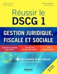 Réussir le DSCG 1 Gestion juridique, fiscale et sociale