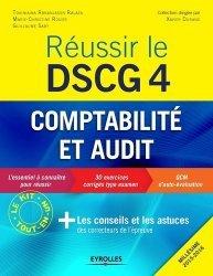 Réussir le DSCG 4