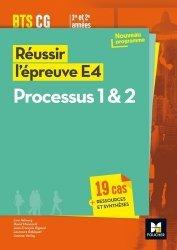 Réussir l'épreuve e4 : processus 1 & 2