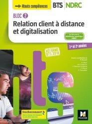 Relation client à distance et digitalisation BTS NDRC