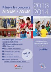 Réussir les concours ATSEM / ASEM 2013-2014