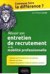 La couverture et les autres extraits de Entretien d'embauche : les questions incontournables. 4e édition