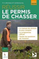 La couverture et les autres extraits de Réussir le permis de chasse