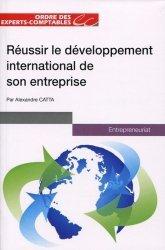 Réussir le développement international de son entreprise