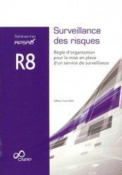 Référentiel APSAD R8 Surveillance des risques