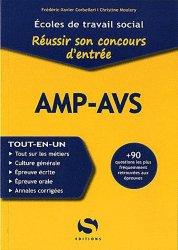 Réussir le concours d'entrée AMP-AVS