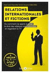 Relations internationales et fictions. Ou comment j'ai appris à aimer le droit des relations internationales en regardant la télévision