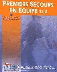 Recommandations PSE1-PSE2 relatives aux premiers secours - Classeur seul