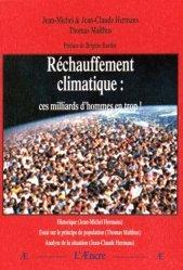 Réchauffement climatique : ces milliards d'hommes en trop !