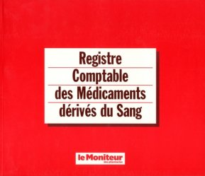 La couverture et les autres extraits de Registre d'entrée et de contrôle des matières premières et des articles de conditionnement