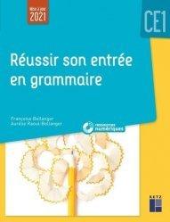Réussir son entrée en grammaire CE1