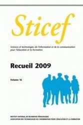 Recueil 2009