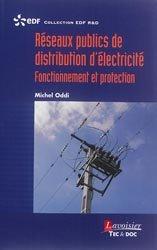 Réseaux publics de distribution d'électricité