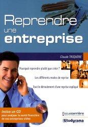 Reprendre une entreprise. Avec 1 CD-ROM