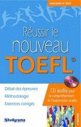 Réussir le nouveau TOEFL