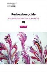 Recherche sociale,