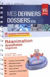 Réanimation Anesthésie Urgences