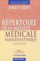 La couverture et les autres extraits de Matière médicale homéopathique ciblée