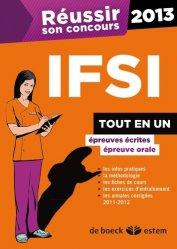 Réussir son concours IFSI
