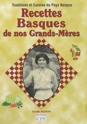 Recettes basques de nos grands-mères