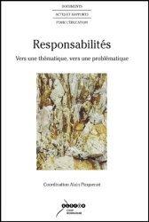 Responsabilités