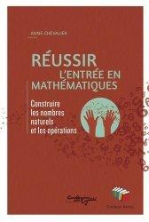 Réussir l'entrée en mathématiques
