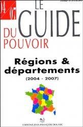 Régions et départements 2004-2007