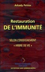 Restauration de l'immunité selon l'enseignement