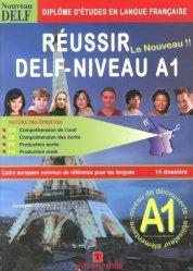 Réussir le nouveau DELF Niveau A1