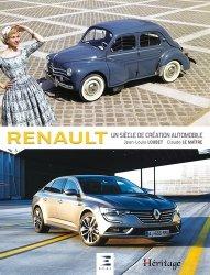 Renault  un siècle de création automobile