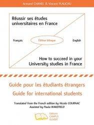 Réussir ses études universitaires en France