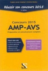 Réussir son concours 2015 AMP-AVS