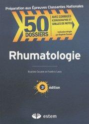 La couverture et les autres extraits de Appareil Locomoteur Rhumatologie - orthopédie Saison 1