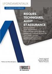 Risques techniques, audit et assurance