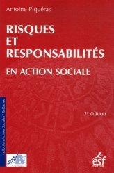 Risques et responsabilité en action sociale. 2e édition