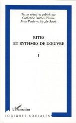 Rites et rythmes de l'oeuvre 1