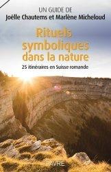 Rituels symboliques dans la nature