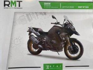 RMT 200 BMW R1250 GS-GSA 2019 et 2020