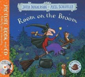 ROOM ON THE BROOM + CD
