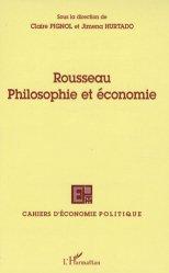 Rousseau Philosophie et économie