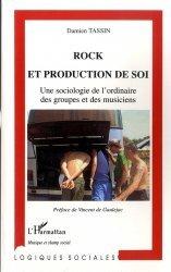 Rock et production de soi