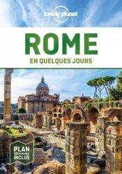 La couverture et les autres extraits de Rome. Edition 2019-2020. Avec 1 Plan détachable