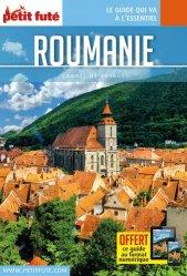 La couverture et les autres extraits de Petit Futé Roumanie. Edition 2020-2021
