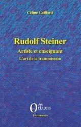 Rudolf Steiner artiste et enseignant
