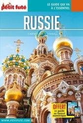 La couverture et les autres extraits de Petit Futé Sibérie. De l'Oural au Kamtchatka, Edition 2020-2021