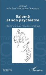 Salomé et son psychiatre