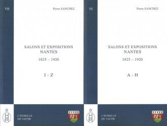 Salons et expositions Nantes (1825-1920)