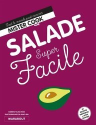 La couverture et les autres extraits de 100 recettes de salades