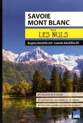Savoie Mont-Blanc pour les Nuls